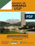 Folder Prevenção de Segurança-USP