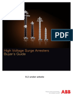 1HSM 9543 12-00 Surge Arresters Buyers Guide Edition 9.2 2012-08 - English