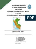 DEL PERU