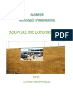 Proceso de Construcción de Una Casa Ecológica