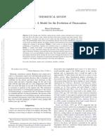 A Model for the Evolution of Decussation.pdf
