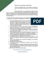 Analisis de La Ley Del Ejercicio Del Periodismo