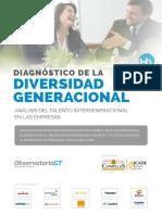 Diagnostico Diversidad Generacional Rrhh Meta4