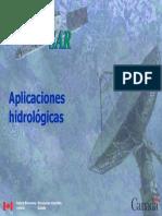 aplicaciones HIDROLOGIA
