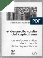 El desarrollo tardío del capitalismo