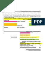 Cronograma de PML
