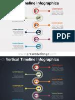 Vertical Timeline Infographics PGo 4 3