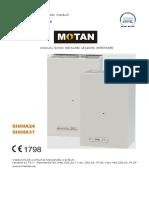 Manual Instalare Utilizare Intretinere c32-Sigma-24 31-Erp