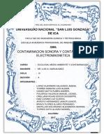 Contaminacion Sonora y Contaminacion Electromagnetica III Ciclo Ing Baez (Reparado)