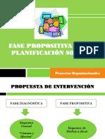 Proyectos Sociales 2016. Fase3 Plan de Acción