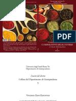 Comparative Legal Systems_prof. Vincenzo Zeno-Zencovich