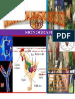 Monografia del reconocimiento de órganos linfoides en aves