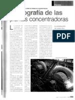Radiografia de Las Plantas Concentradoras, (Chile 2005)[1]