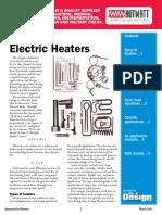 Hotwatt Basics of Electric Heaters