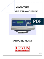 LEXUS Manual Converx v0709