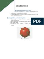 Estructura Atómica Para Estudiantes