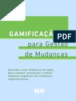 E-book Gamificacao Para Gestao de Mudancas