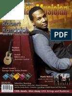Christian Musician Magazine - JulyAugust 2010