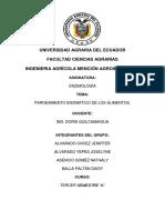 Informe de Enzimologia