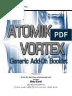 Atomik Vortex Generic Add-On Booklet (Ver. 1.1.5)