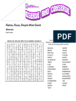 Rrr Word Search