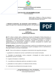 Lei Nº 134 Estatuto Do Magisterio Texto Consolidado