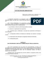 Nº 186 - LDO 2013.docx
