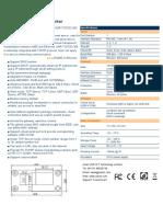 USR TCP232 304 Datasheet