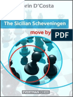 Lorin D'Costa - The Sicilian Scheveningen - Move by Move