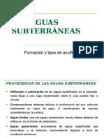 lasaguassubterrneas-110125020935-phpapp02.ppt
