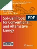 Sol Gel Book