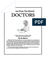 Lessons From The Miracle Doctors - Jon Barron - Ebook Medicine Health Cure Illness Healing Altern.pdf