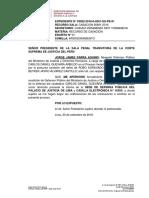 Escrito NCPP Guevara Arbildo