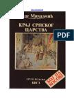 Rade Mihaljčić Kraj Srpskog Carstva