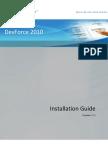 DevForce Installation Guide