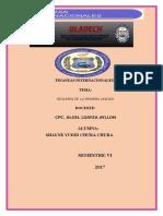 Resumen de Finanzas Internacionales