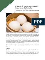 MIN PAO - GUIA DE LO MEJORES SITIOS.doc