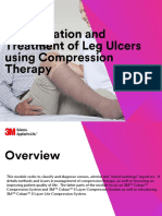 Classification and Treatment of Leg Ulcers Using Compression Therapy 2015