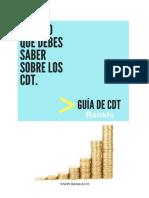 Rankia-Manual Todo Lo Que Debes Saber Sobre CDT