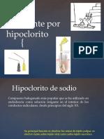 Accidente Por Hipoclorito
