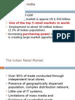Indian Retailing