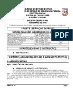 2016_05_05-Bg084 - Regulamenta o Processo de Ferias