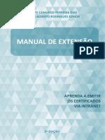 Manual de Extensão - 2ª Edição - Volume 2