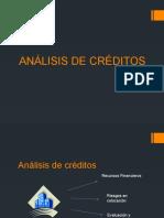 Análisis de Créditos