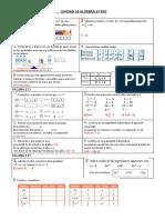 1ºeso Unidad 10 Algebra Definitivo