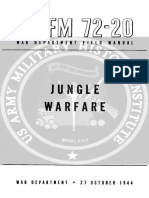 FM 72-20 Jungle Warfare (1944)