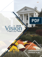 Revised Draft Vision 2020 Plan
