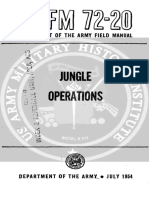 FM 72-20 Jungle Operations (1954)