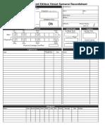 ShadowRun Most - Pc Sheet