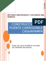 gegeg Expediente Tecnico Puente